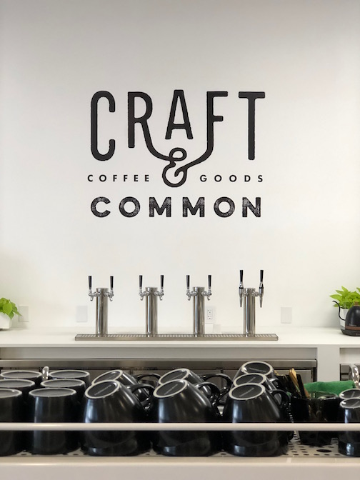 Craft Common Coffee And Gift Shop Opens Downtown