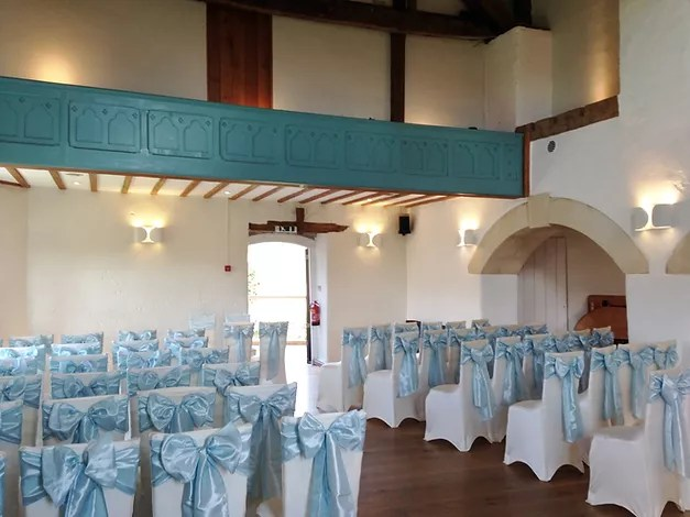 chair covers bristol and bath training room chairs white lycra priston mill watermill