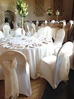 chair covers bristol and bath leather stool uk wedding cover hire wiltshire somerset ivory lycra
