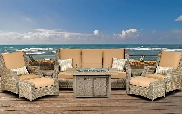 home patio resort life