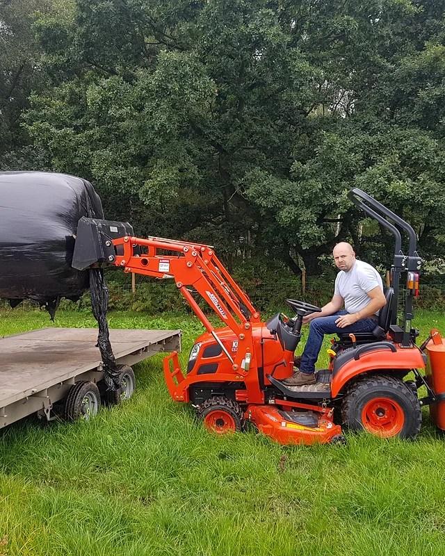 Loader Tractor For Sale : loader, tractor, Loader, Tractors, Beckside, Machinery
