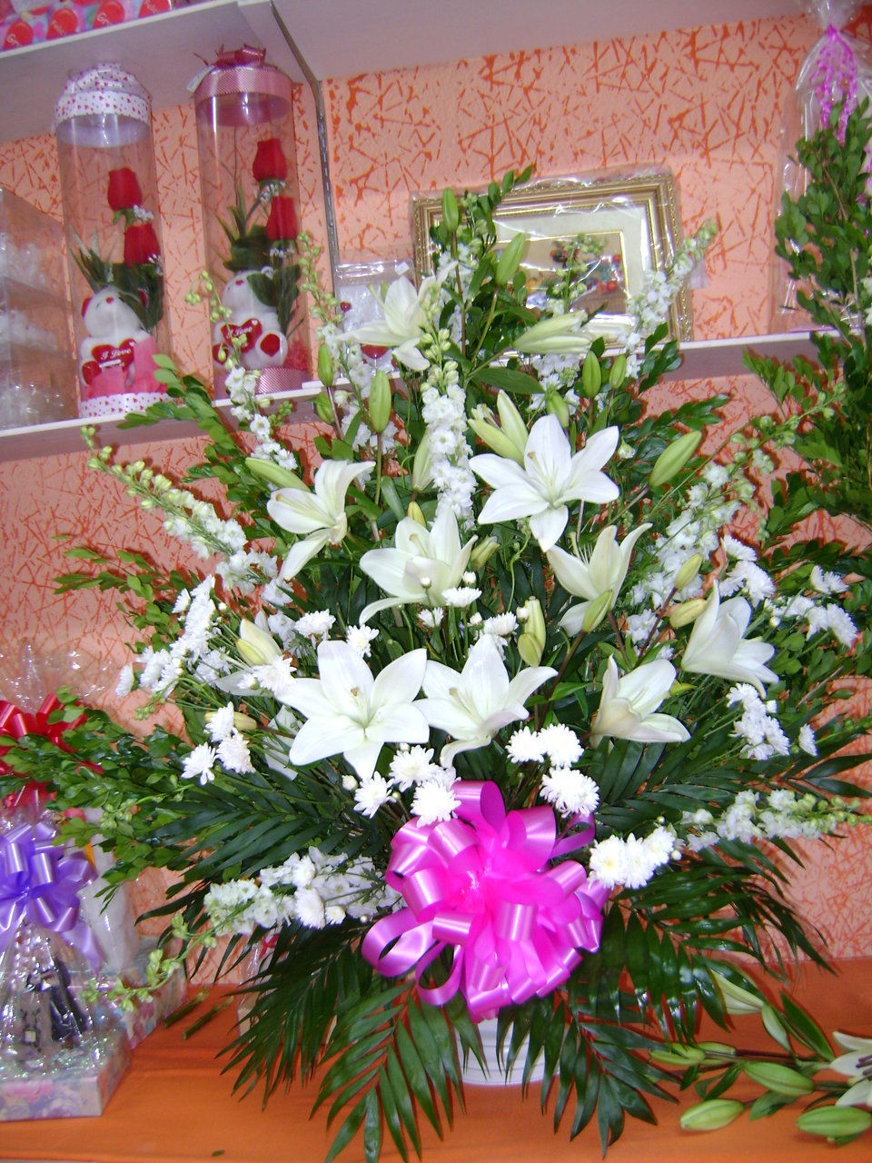 Floreria Del Arte Flores y Regalos  Wixcom