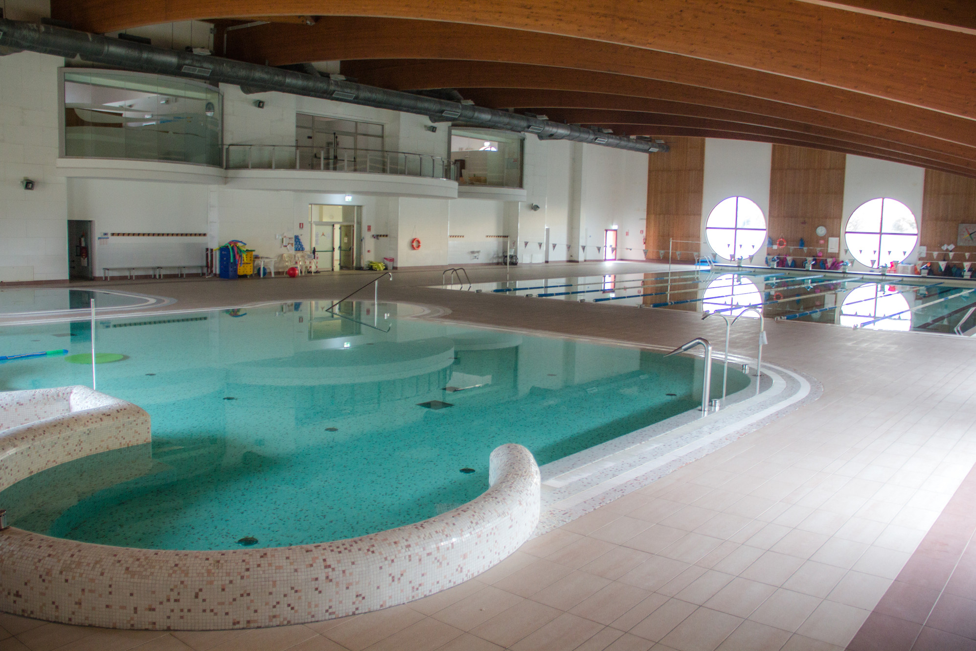 Spa Nuoto Fitness  Gemona del Friuli  Piscina Atlantis Acqua Center