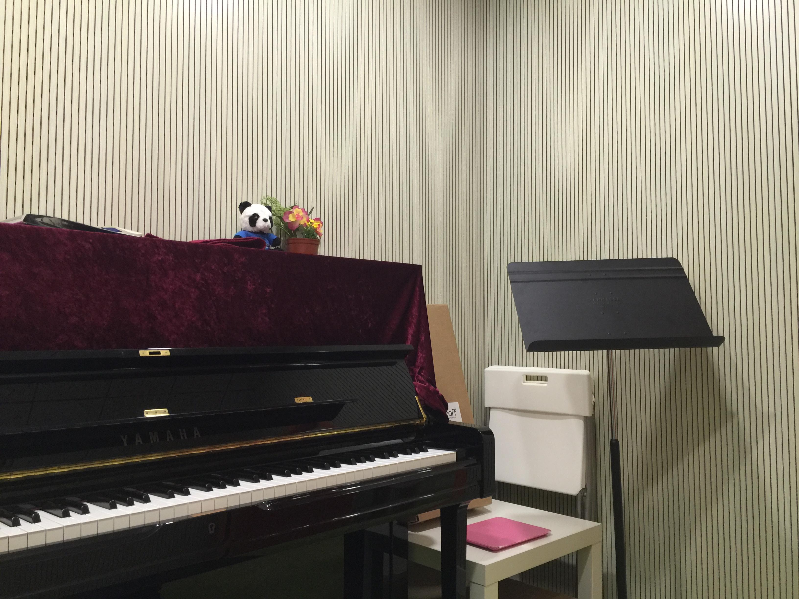 專業琴室租用 Music Room Rental | 香港兒童藝術發展中心
