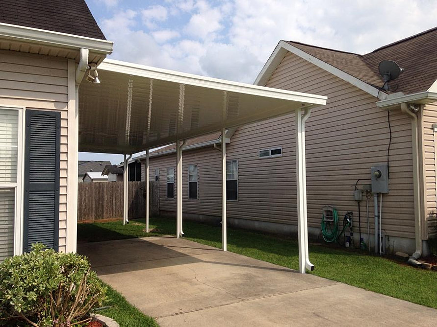Mikes Patio Covers  Screenrooms New Orleans