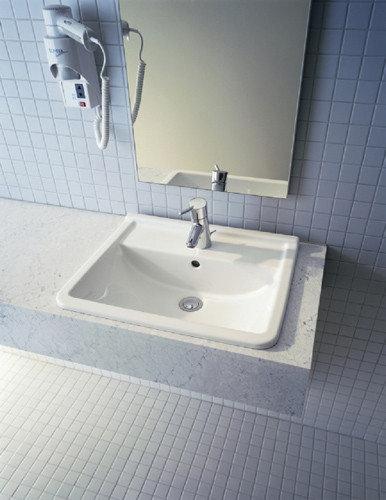 duravit starck 3 undermount basin 030256 56x46 5cm ferrara