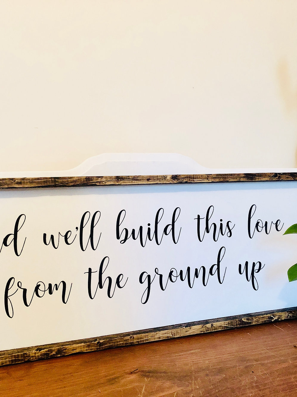 Download And we'll build this love from the ground up | Out Of The ...