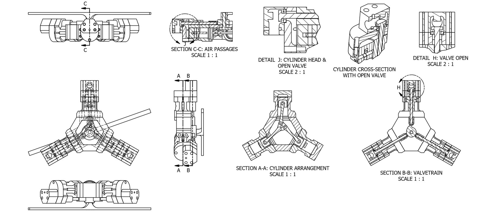 hight resolution of engine engine diagram