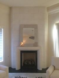Modern Fireplace Mantels/Surrounds | Stone Source LLC