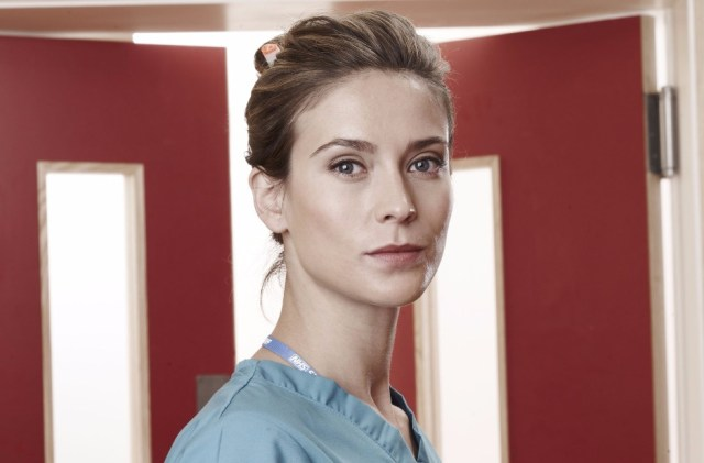 Charlotte Salt returns to Casualty as Sam Nicholls