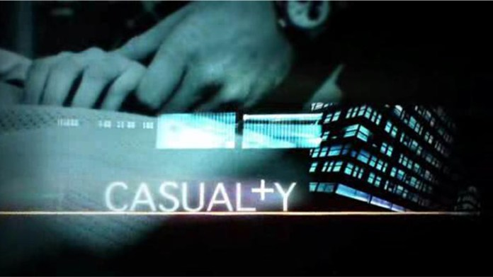 Casualty's coming to Drama Channel