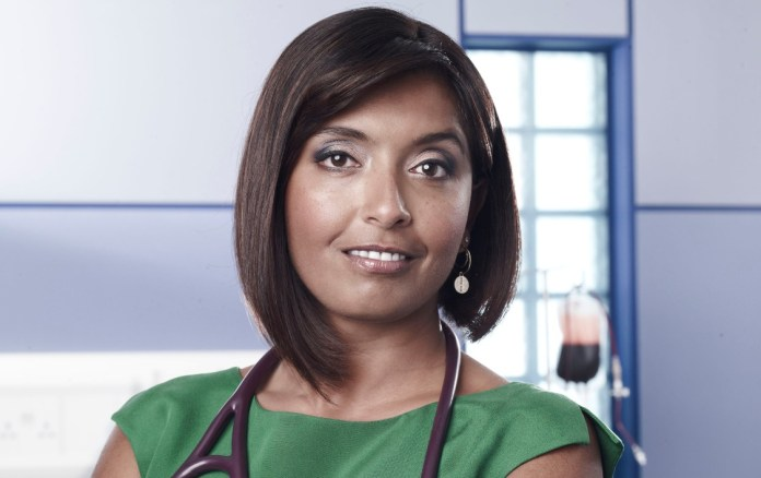 Sunetra Sarker to make guest return to Casualty