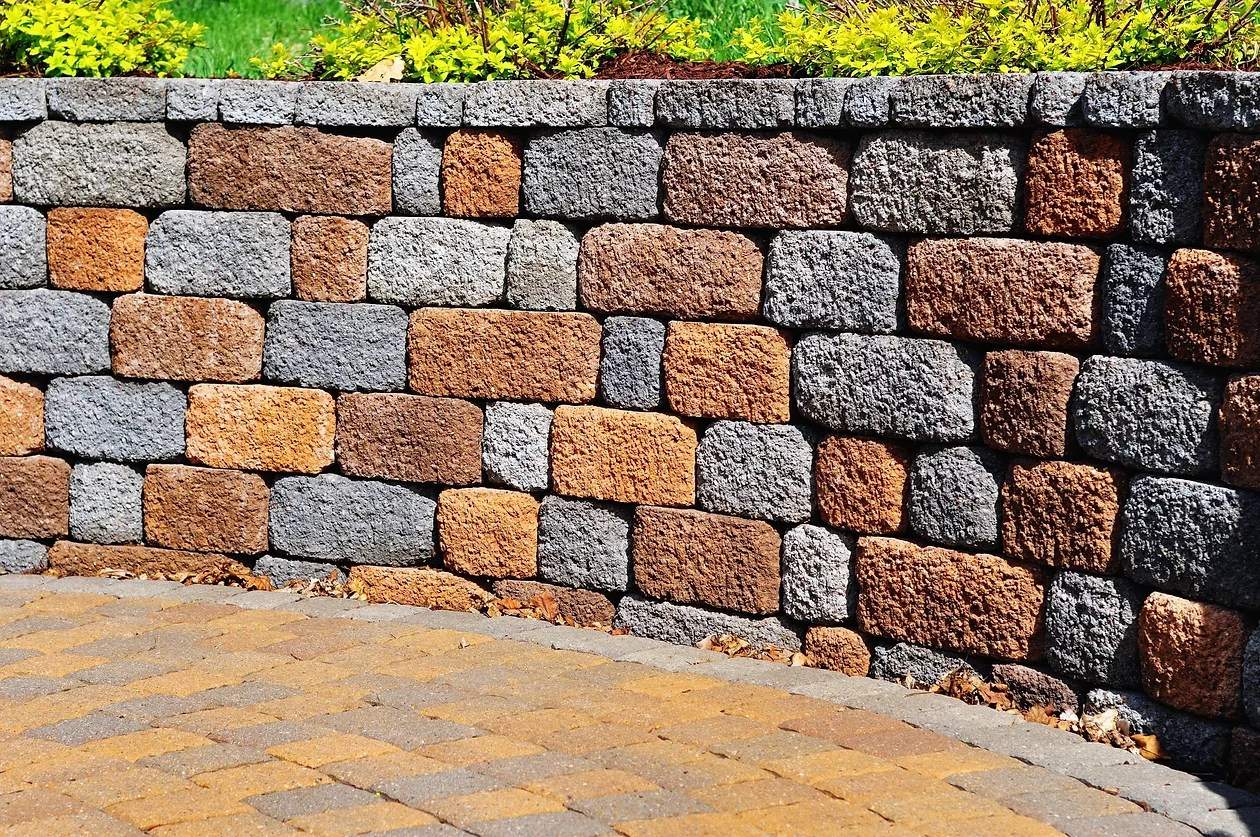 Stratford Ct Retaining Walls Retaining Wall Design And