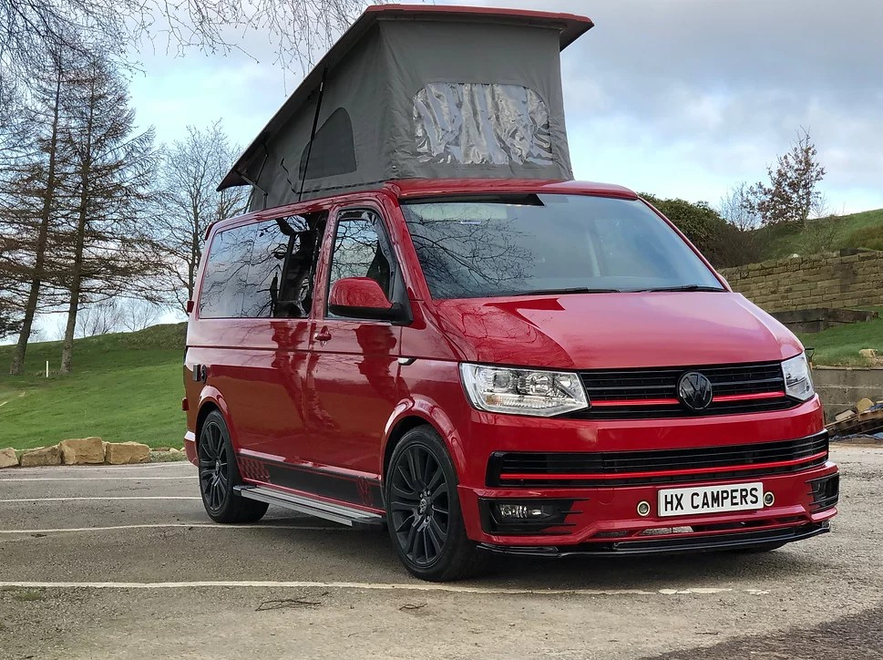 halifax campervan conversions and