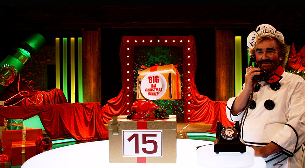 Deal or No Deal Christmas 2012