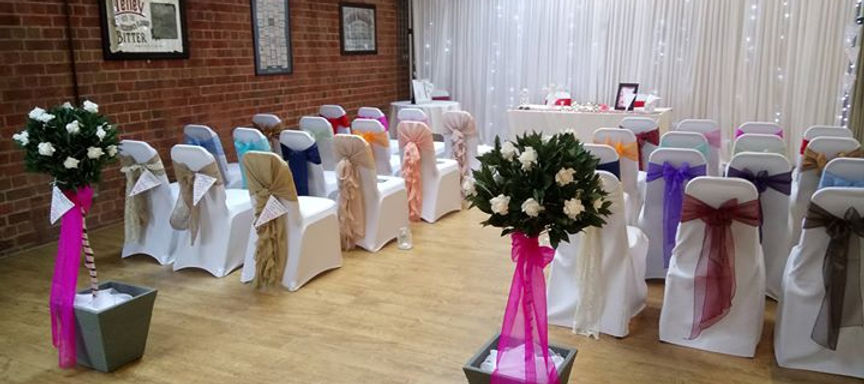 wedding chair covers tamworth comfortable reading for bedroom premier welcome to we are delighted tell you that have been successfully trading 11 years since january 2007