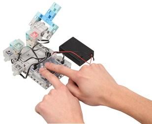 作成するロボット例:反射神経