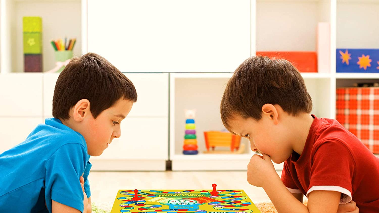 Stop Relax Amp Think A Game To Help Impulsive Children