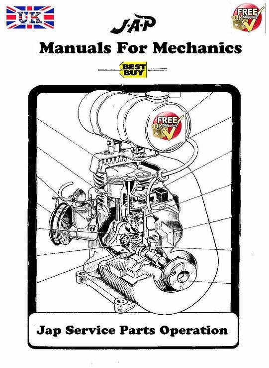 Jap Engines