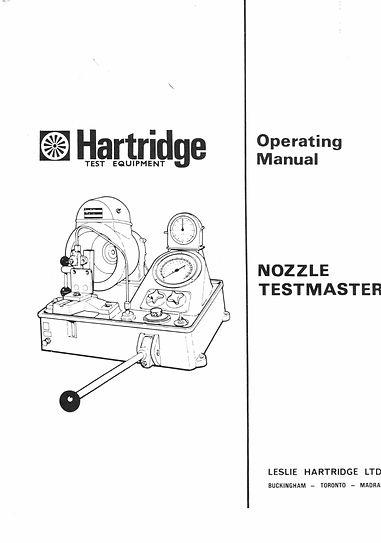 Hartridge Diognostic