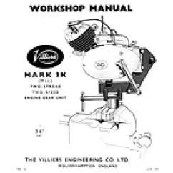 Lucas Dynastart Wiring Diagram Taotao 50 Ignition The Manual Man Villiers Engines Siba Manuals