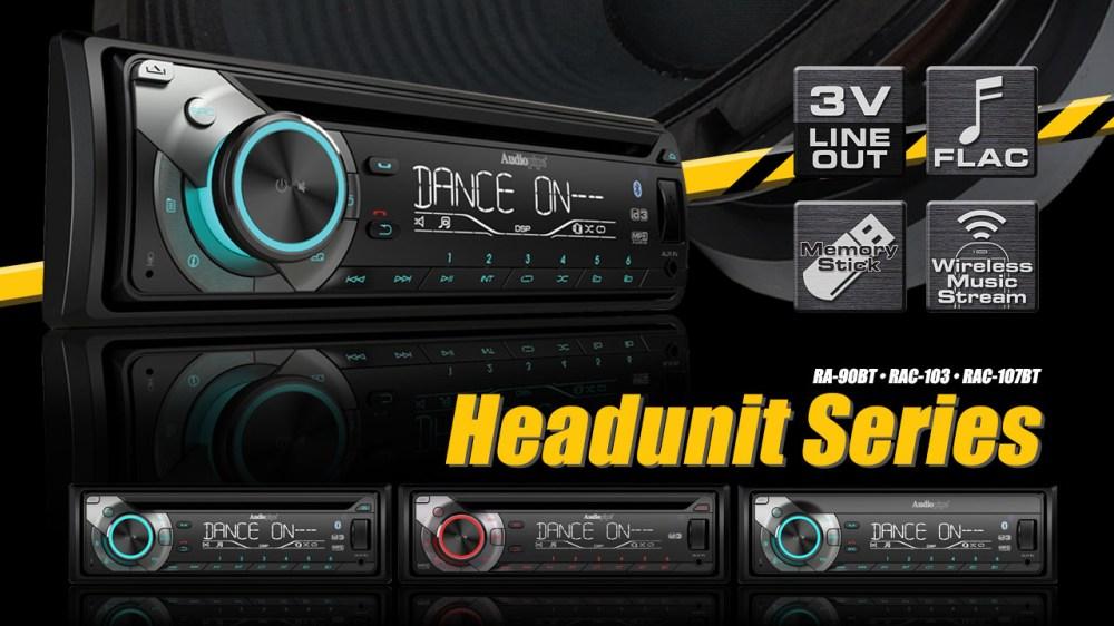 medium resolution of audiopipe car head units