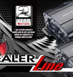 audiopipe car stereo 4 dealer line [ 1280 x 720 Pixel ]