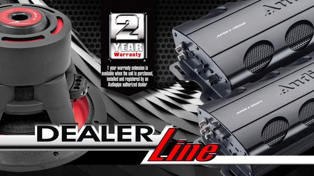 medium resolution of audiopipe car stereo 4 dealer line
