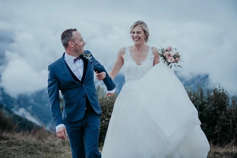 Mountain Wedding - September Wedding - Alta Badia - Piz La Villa