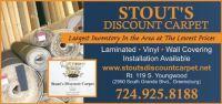 Stout's Discount Carpet