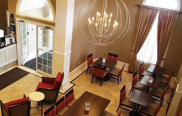 Hospitality Interior Design SKP Design Kalamazoo Michigan
