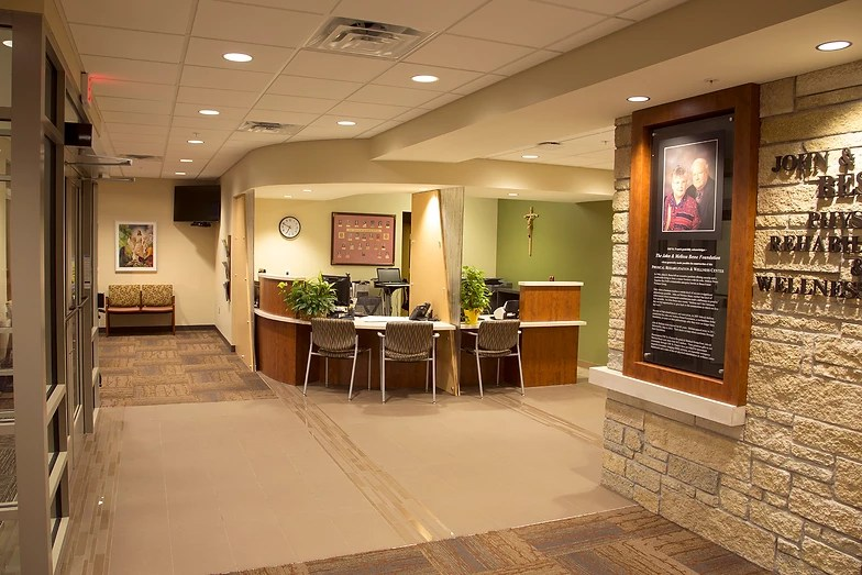 Healthcare Interior Design Kalamazoo Michigan