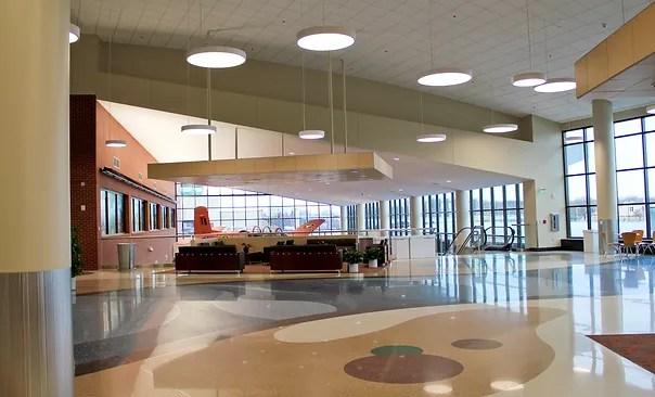 Transportation Interior Design SKP Design Kalamazoo Michigan