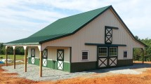 Prefab Pole Barn Home Kits