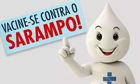 Campanha Nacional de Vacinação Contra o Sarampo