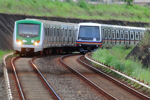 Estação Estrada Parque começa a operar amanhã em fase de testes