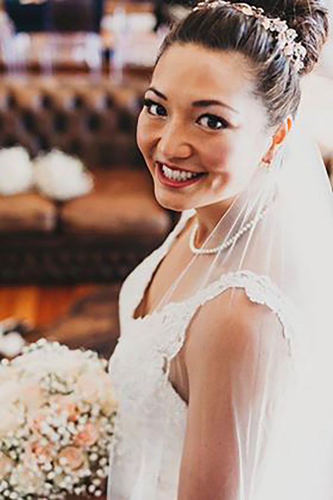 wedding hair and makeup gallery | les couleurs studio