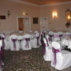 Chair Covers Wedding Hull Stokke Steps Den 2 75 Per Cover Including Organza Sash Covering Landscape460x300 Tickton After