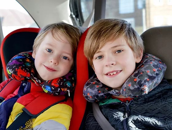 memory foam travel pillows for kids