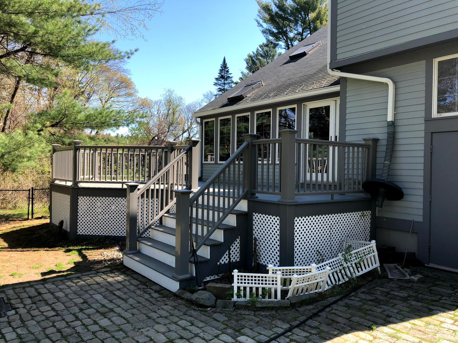 Replacing Deck Boards And Railing