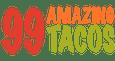 logo, 99amazingtacos, tacos