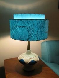 Retromod Design reproduction, fiberglass lamp shades ...