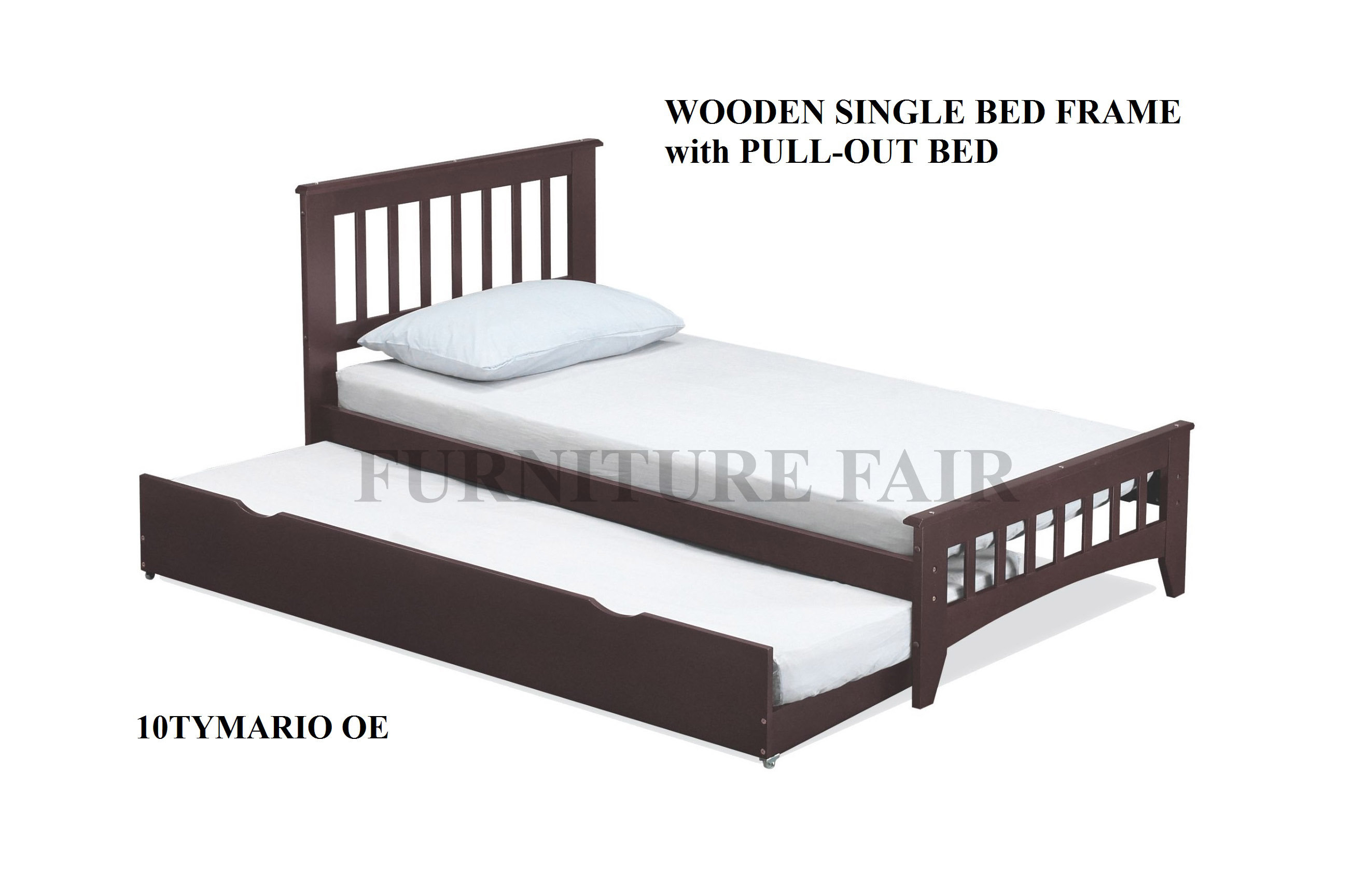 Wooden Sala Set Manila Bed Frame Single Size 10tymario Oe Furniture Fair