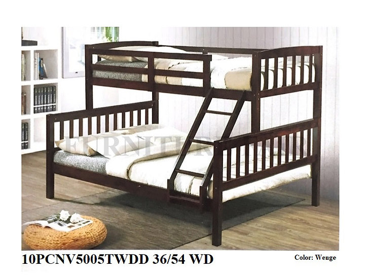 Wooden Sala Set Manila Wooden Bedframe 10pcnv5005twdd 36/54 Wd | Furniturefair