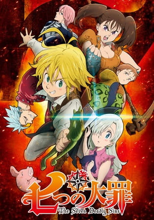 How To Watch The Seven Deadly Sins In Order : watch, seven, deadly, order, Seven, Deadly, Watch, Order