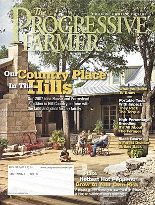 Progressive Farmer Idea House 2005 House Ideas
