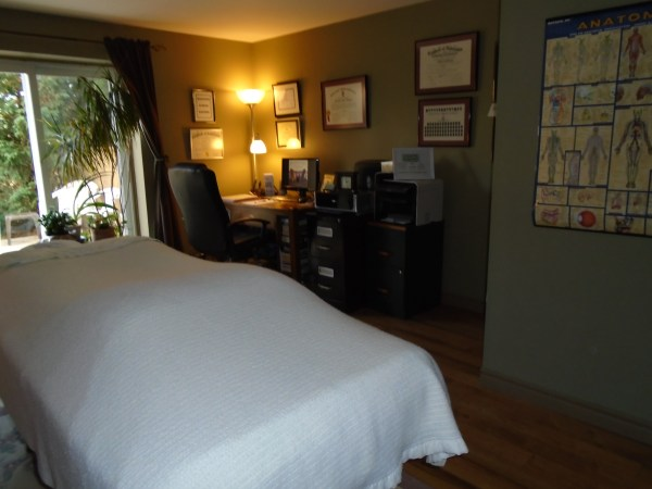 Line Booking Ontario Hope Massage Therapy