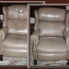 Leather Chair Repair Target Beach Chairs With Canopy St Louis Furniture Near Me