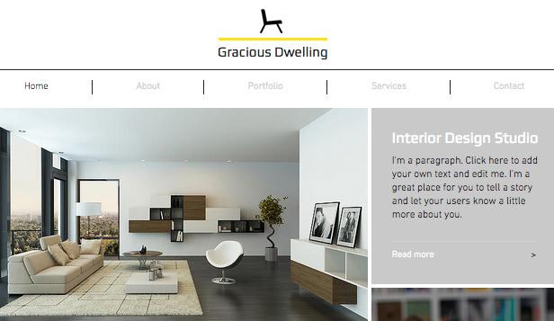 HTML Website Templates for Design  Wix