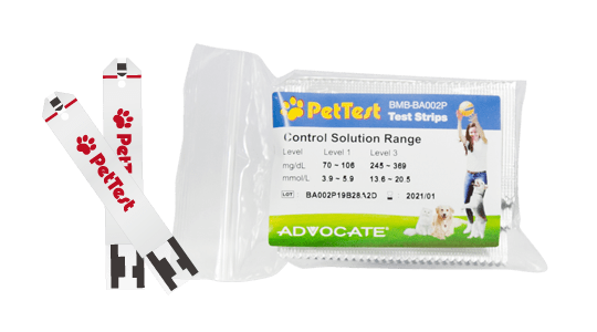 Advocate艾德福康寵物血糖機PetTest